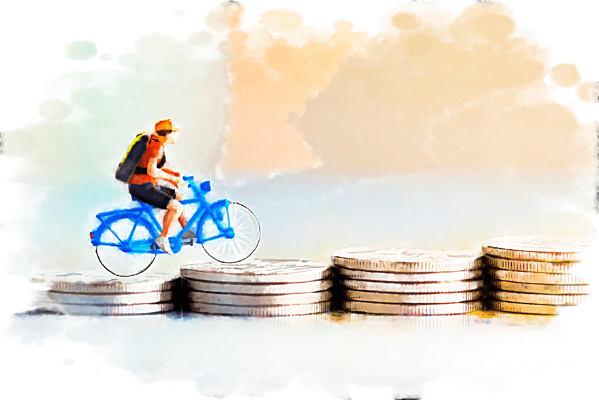 快適な走り心地の電動アシスト自転車。値段を比較して購入しよう!